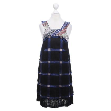 Other Designer Marco De Vincenzo - Dress with fringes
