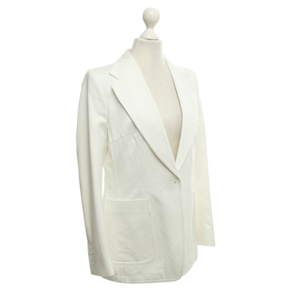 Dries van Noten Blazer in bianco