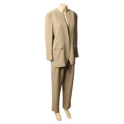 Giorgio Armani Suit in beige