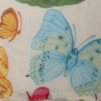Karen Millen Rock mit Schmetterlings-Print