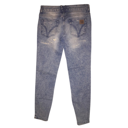 D&G Destroyed jeans