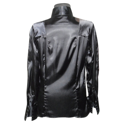 Neil Barrett Bluse in Schwarz