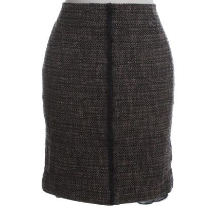 Marc Cain skirt beige/black