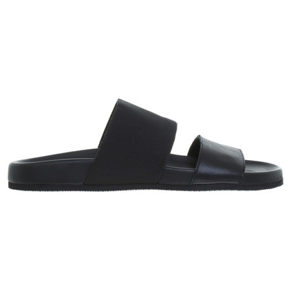 Helmut Lang Sandals in black