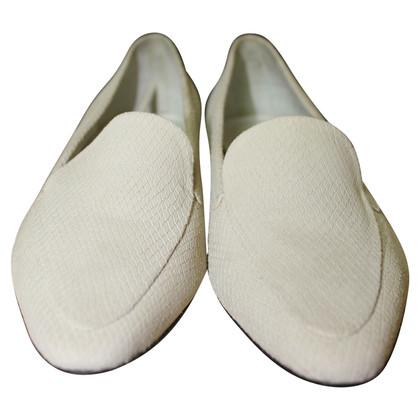 Armani Slipper in cream