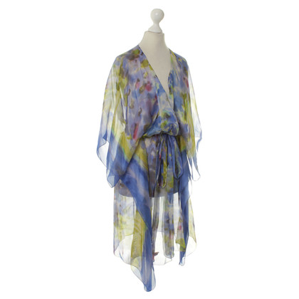 Other Designer Patterned silk tunic