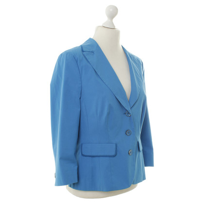 Rena Lange Blazer in blu