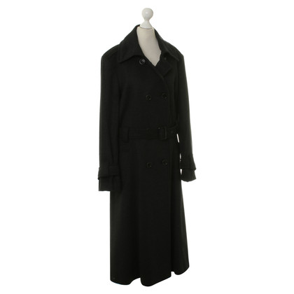 Cinque Long coat in black