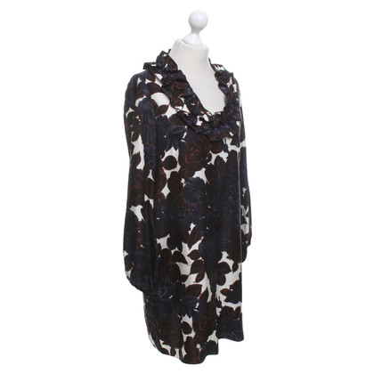P.A.R.O.S.H. Dress with print