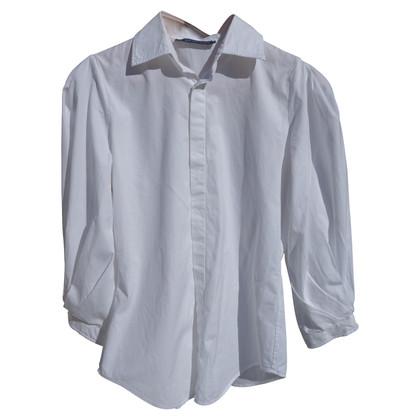 Ralph Lauren White cotton blouse Ralph Lauren