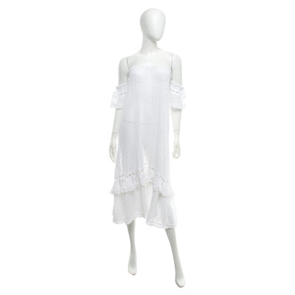 Other Designer Sunday - dress in white