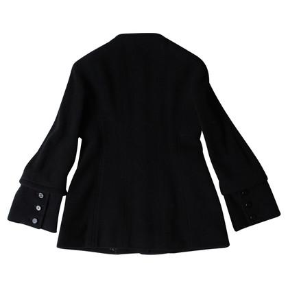 Chanel Cappotto con contenuto di cashmere