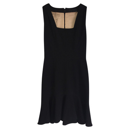 Elie Saab Mid-lengh black dress