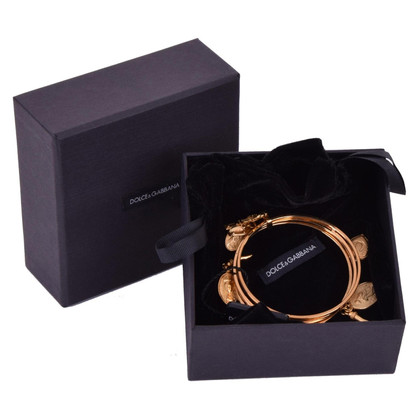 Dolce & Gabbana Gold colored bangles
