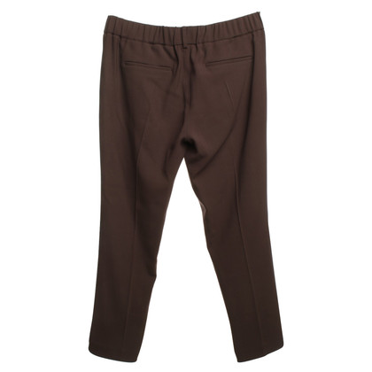 Brunello Cucinelli pantaloni eleganti in marrone
