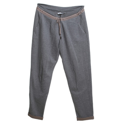 Fabiana Filippi Broek in Dark Grey
