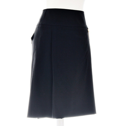 Gucci Skirt with gold chain