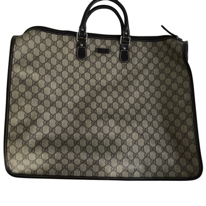 Gucci Travel bag with Guccissima pattern