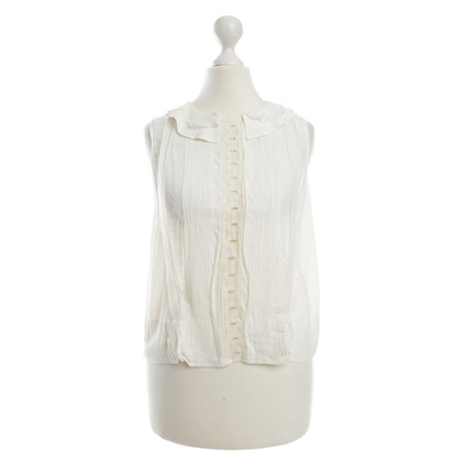 Chloé Blouse in cream