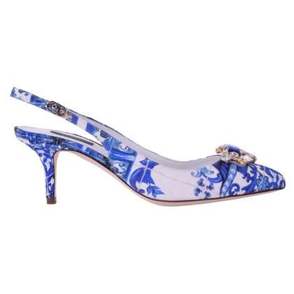 Dolce & Gabbana escarpins sandales