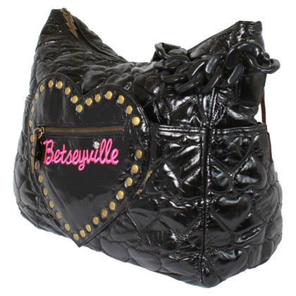 Other Designer Betsey Johnson - Quilted Handbag