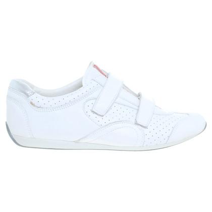 Prada Sneakers in Weiß