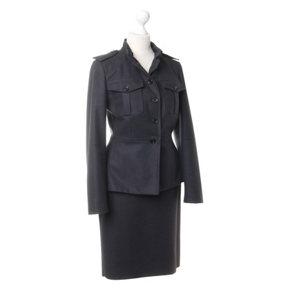 Max Mara Costume in Midnight Blue