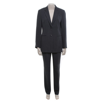 René Lezard Suit in grey