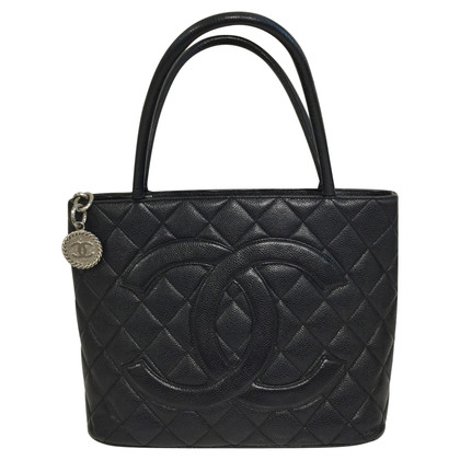 Chanel Caviale Tote Bag