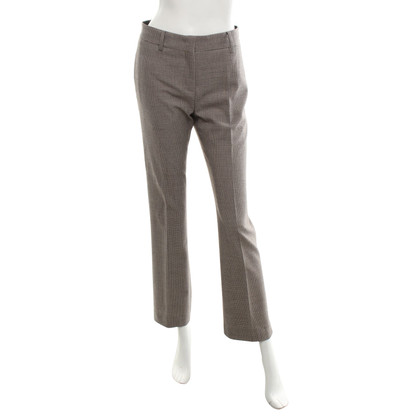 Stefanel trousers with pepita pattern