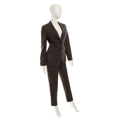 Tagliatore Suit with pinstripe pattern