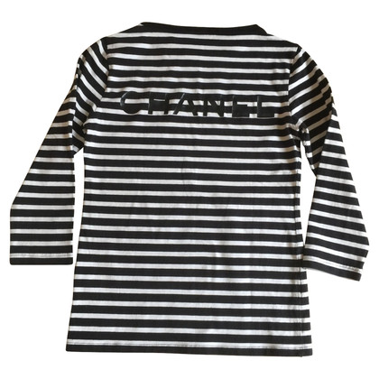 Chanel Stripes jumper