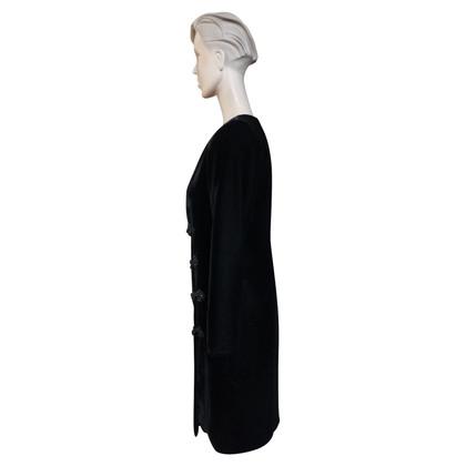 Yves Saint Laurent Vintage velvet dress