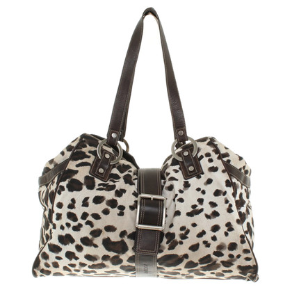 Marc Cain Handtas met Animal Print