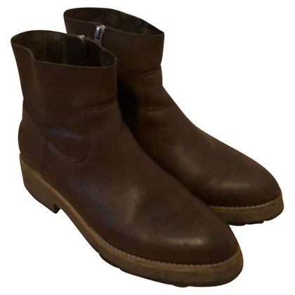 Shabbies Amsterdam Boots in Bruin