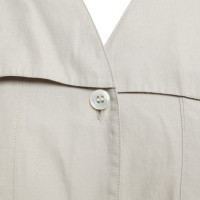 Hermès top in beige
