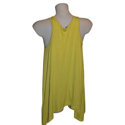 Twin-Set Simona Barbieri Dress in yellow