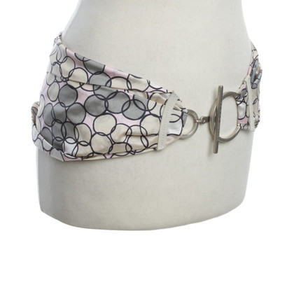 Escada Belt of silk