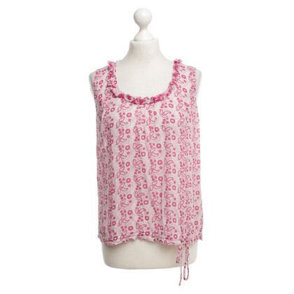 Hugo Boss Summer top with pattern