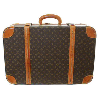Louis Vuitton Bag in monogram of canvas