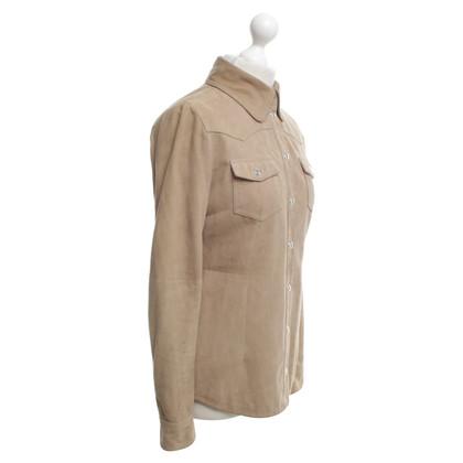 Dolce & Gabbana Shirt in camoscio