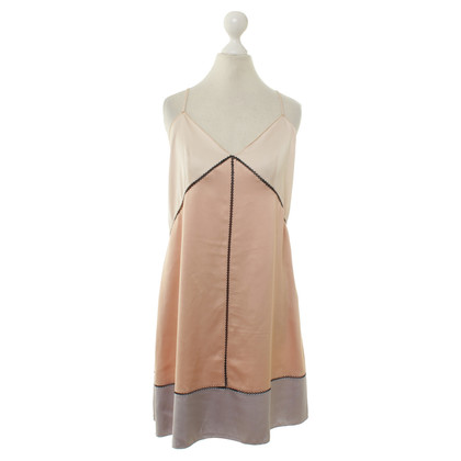 Hoss Intropia Pinafore dress in nude
