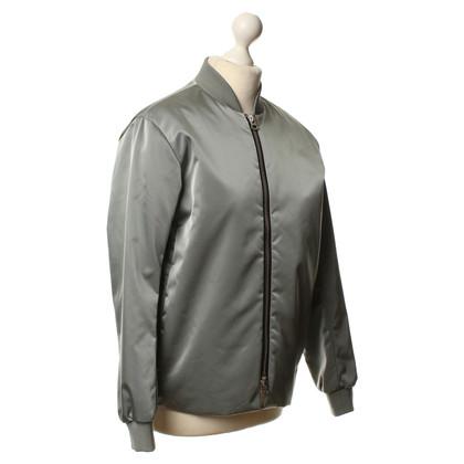 Acne Blouson-Jacke in Grau