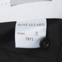 René Lezard Hose in Grau