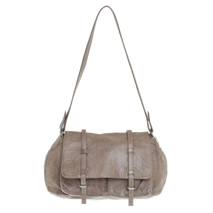 Belstaff Leather Satchel