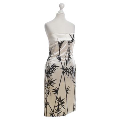 Dolce & Gabbana Kleid mit floralem Muster