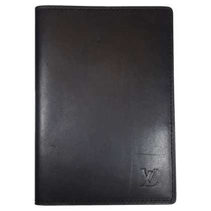 Louis Vuitton Leather passport cover