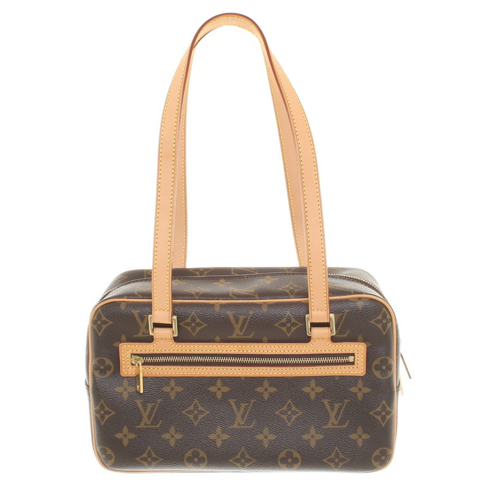 louis vuitton handbag from monogram canvas buy second hand louis vuitton handbag from monogram. Black Bedroom Furniture Sets. Home Design Ideas