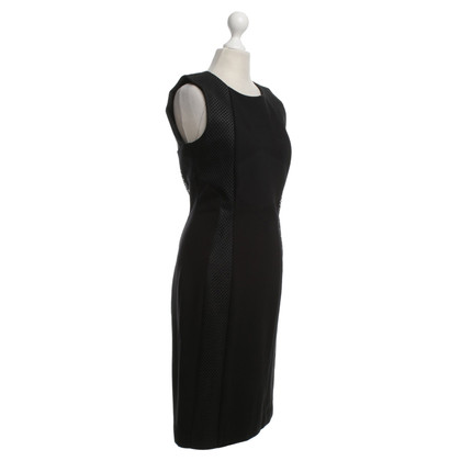 Donna Karan Sheath Dress in Black