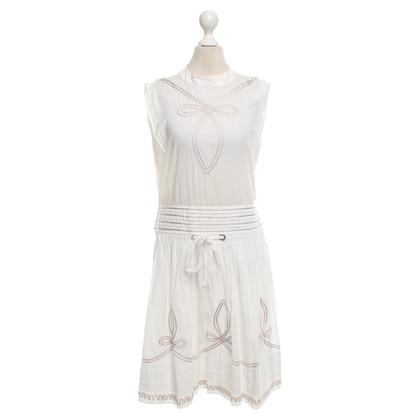 Jean Paul Gaultier Dress in white